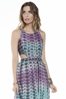 Lovers + Friends Foxy Dress in Summer Tie Dye