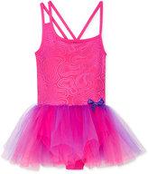 Capezio Skirted Fantasy Gown Leotard, Little Girls (2-6X) & Big Girls (7-16)