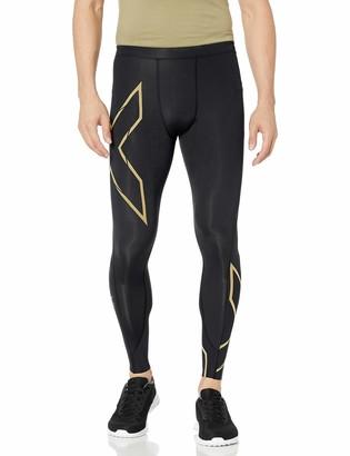 2XU 2 x U Recovery ma4411b Men's Trousers L - - XL Gold