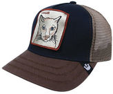 Goorin Brothers Animal Farm Trucker Hat - Wild Collection Cougar/Navy One Size