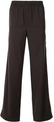 Qasimi Elasticated Waist Tailored Trousers