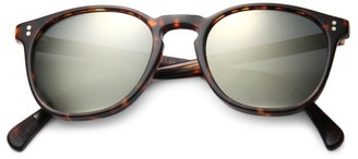Oliver Peoples Finley Esq 51MM Round Sunglasses