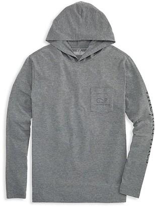 Vineyard Vines Edgartown Long-Sleeve Hooded T-Shirt