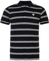 Soviet Double Stripe Polo Shirt