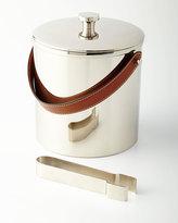 Ralph Lauren Home Preston Ice Bucket with Tongs