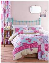 Very Gypsy Patchwork Duvet Cover Set