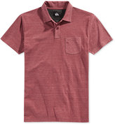 Quiksilver Men's Martini Heathered Polo