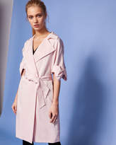 Ted Baker Bow detail trench coat