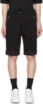 3.1 Phillip Lim Black Cotton Shorts