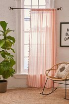 Urban Outfitters Malou Embroidered Stripes Curtain