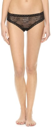 Natori Women's Bliss Lace Girl Brief Panty