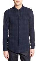 Velvet by Graham & Spencer 'Abel' Trim Fit Long Sleeve Plaid Sport Shirt