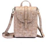 Atelier Hiva Liber Straw Leather Bag Beige