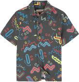 Stella McCartney Printed poplin shirt
