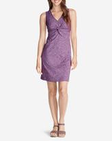 Eddie Bauer Women's Aster Tie The Knot Dress - Space Dye