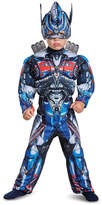 Transformers Optimus Prime Toddler Muscle Costume (2T)