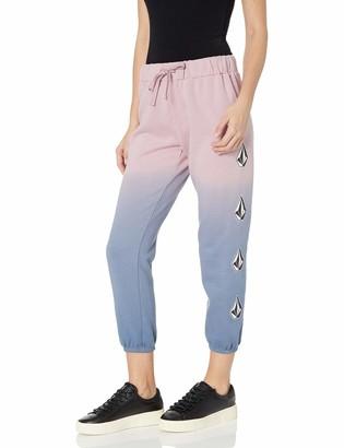 Volcom Women's VOL Stone FLC Pant