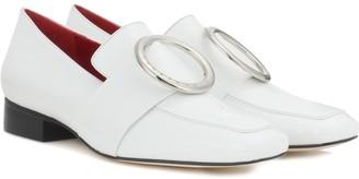 Dorateymur Exclusive to Mytheresa Harput patent leather loafers