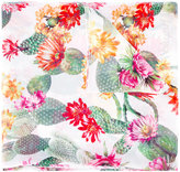 Blugirl floral print scarf - women - Polyester - One Size