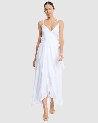 Aqua Blu Australia Serenity Maxi Dress