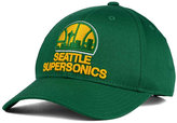 adidas Seattle SuperSonics Structured Basic Adjustable Cap