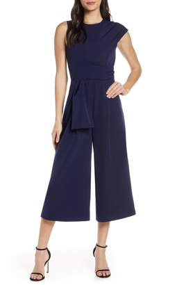 Harlyn Tie Cropped Jumpsuit