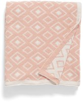 Levtex Double Diamond Throw