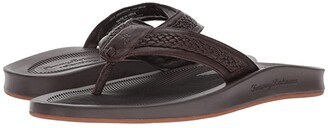 Tommy Bahama Shallows Edge (Dark Brown) Men's Shoes