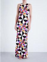 Mara Hoffman Fractals stretch-jersey dress
