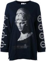 Carhartt Pam x WIP Radio Club Roma T-shirt - women - Cotton - XS