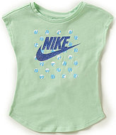 Nike Baby Girls 12-24 Months Court Modern Graphic Tee