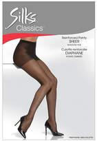 Silks Reinforced Pantyhose