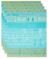 Garnier Thiebaut Primeur Kitchen Towels (Set of 4)