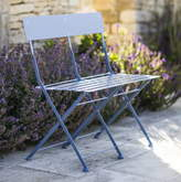 The Forest & Co Willow Blue Garden Bench