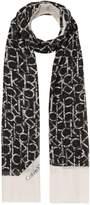 Calvin Klein all over scarf