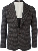 Al Duca D'Aosta 1902 - patterned buttoned blazer - men - Cotton/Virgin Wool - 52