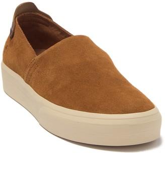 Frye Beacon Suede Slip-On Sneaker
