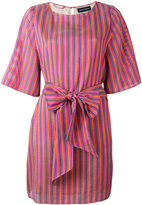 Vanessa Seward striped dress - women - Silk/Acetate - 36