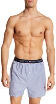 Tommy Hilfiger Woven Cotton Boxer