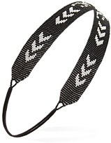 Forever 21 Southwestern-Patterned Bead Headband