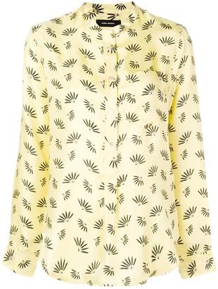Isabel Marant patterned blouse