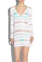 Milly Cabana Mykonos Crochet Tunic