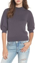Leith Women's Puff Sleeve Sweater