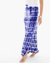 Chico's Marissa Tie-Dye Maxi Skirt