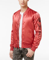 GUESS Men's Alpine Embroidered Jacket