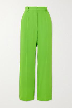 MM6 MAISON MARGIELA Crepe Pants - Green