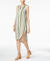 Cable & Gauge Sleeveless High-Low Tunic