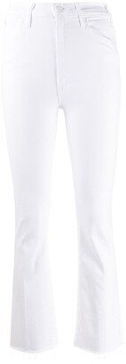 Mother kick flare jeans