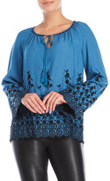 Fever Embroidered Blouse