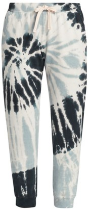 Electric & Rose Force Of Nature Abbot Tie-Dye Sweatpants